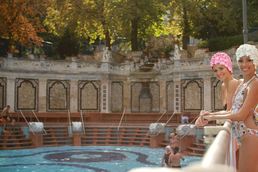 Thermal spa hungary roman thermal spas of europe for A list salon budapest