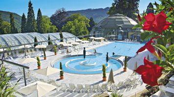 Cassiopeia Therme in Badenweiler, Germany