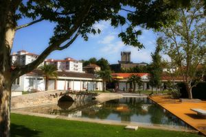 Chaves Thermal Spa in Chaves, Portugal